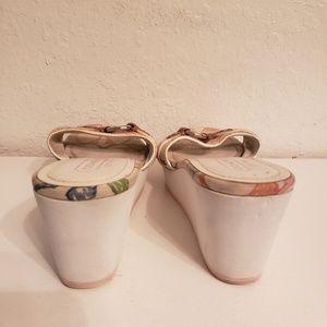 Coach Shoes - Coach Fiona Wedge Sandals Size 8.5